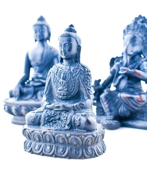 Hindu gods statues by Pavalache Stelian dreamstime-min