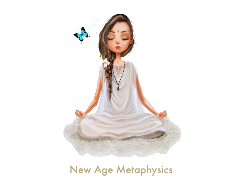 New Age Metaphysics-min