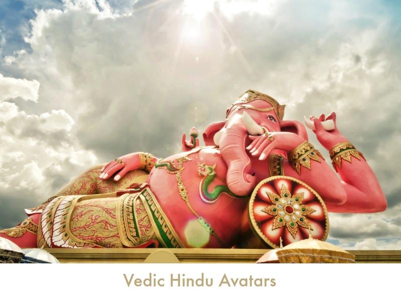 Vedic Hindu Avatars-min