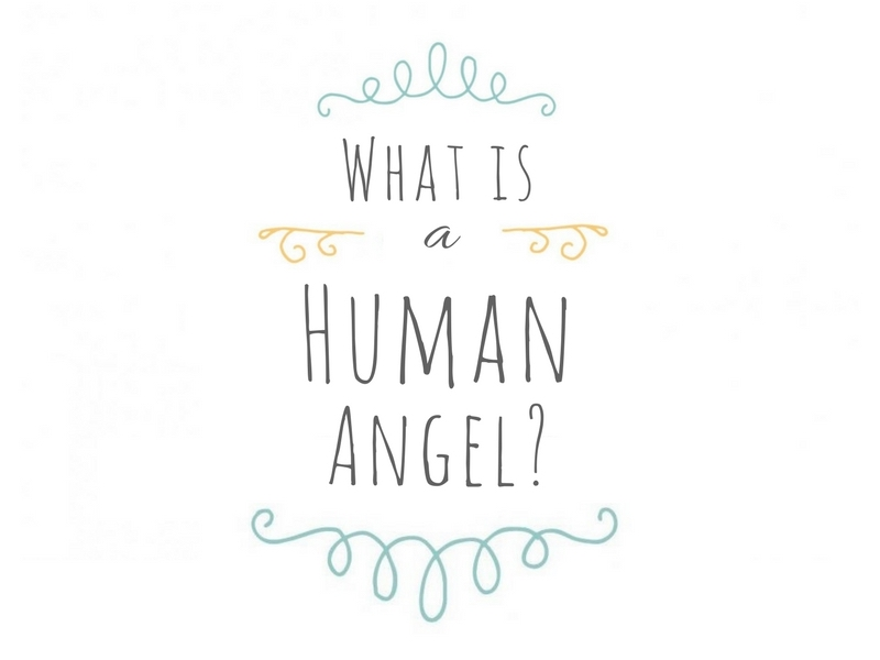 what is a human angel?