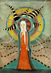 saint girl